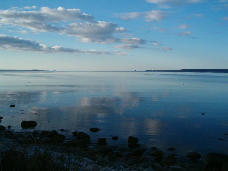 Magnificent ocean view from our private beach - Halifax, Nova Scotia Oceanfront Vacation Rental - Halifax - rentals