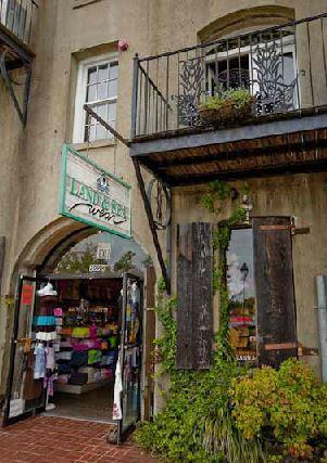 Balcony - The Loft at River Street - Savannah - rentals