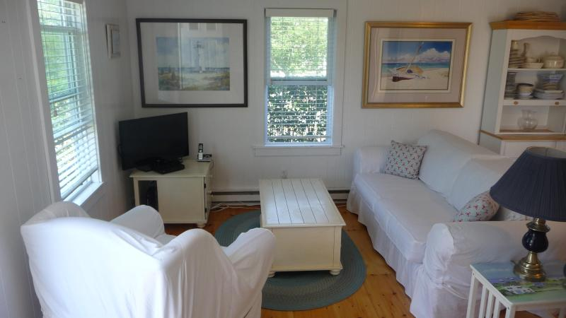NANTUCKET SUMMER BEACH COTTAGE - Image 1 - Nantucket - rentals