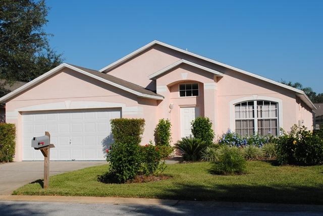 Front of Villa - Luxury Villa with Private Pool 8 miles from Disney - Clermont - rentals