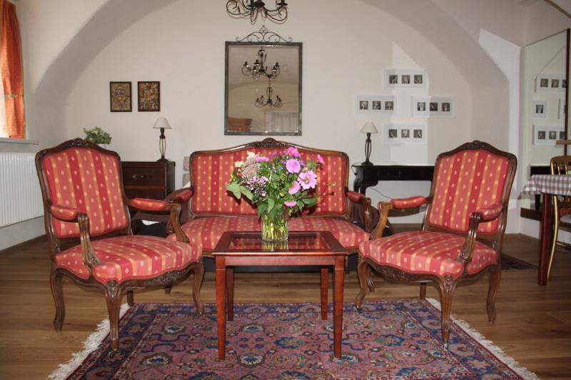 (1) Romantic Studio Apartment in the heart of historic old-town Salzburg - Image 1 - Salzburg - rentals