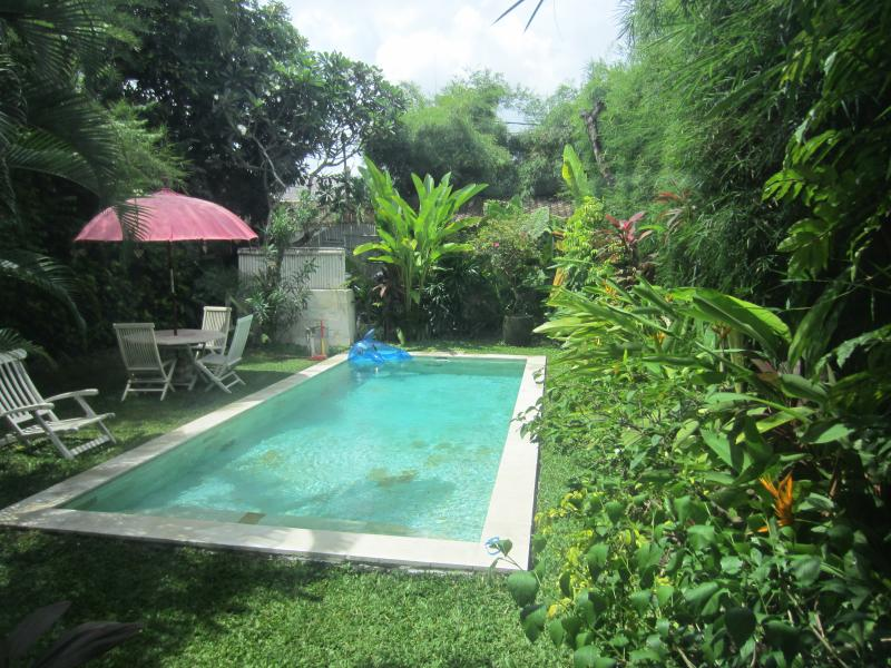 Garden view - A pretty & cute house in Urmala in peace & harmony - Seminyak - rentals