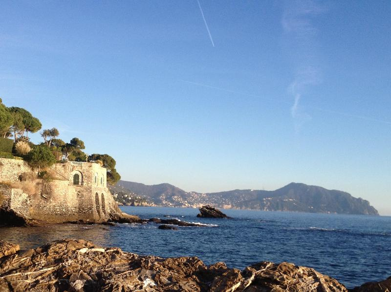 Nervi Liguria - Lovely apartment in Nervi, Genoa Italy - Genoa - rentals
