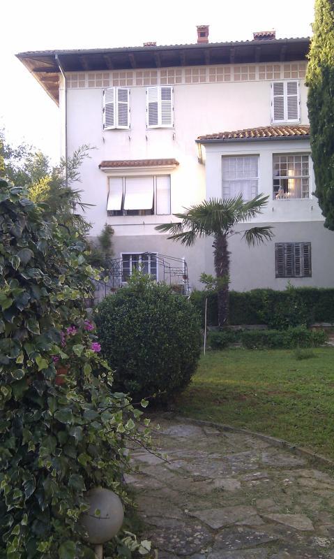 Villa Magnolia ewith private garden - VINTAGE VILLA MAGNOLIA HOLIDAYS - Pjescana Uvala - rentals