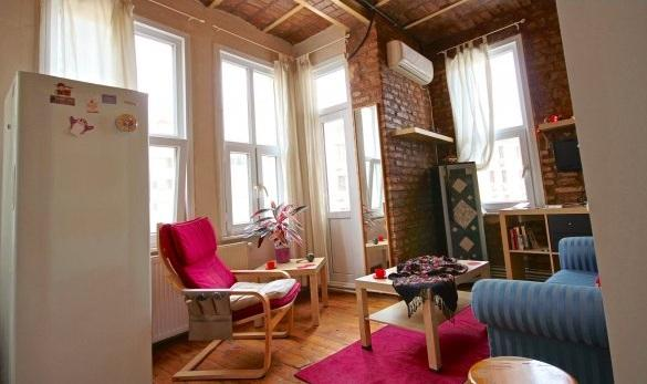 Cozy apt in Historic Building - Image 1 - Istanbul - rentals