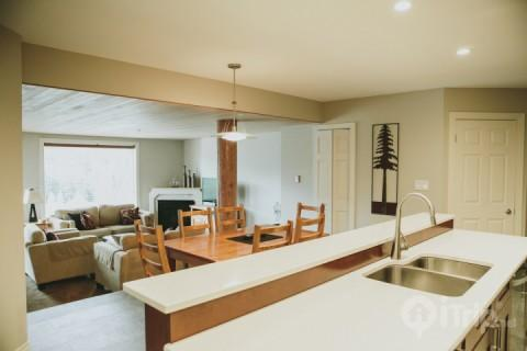 Beautiful open design - Newly Remodeled, tasteful and elegant 2 bed, 2 bath condo in Ironwood, Blueberry Hills unit # 203 - Whistler - rentals