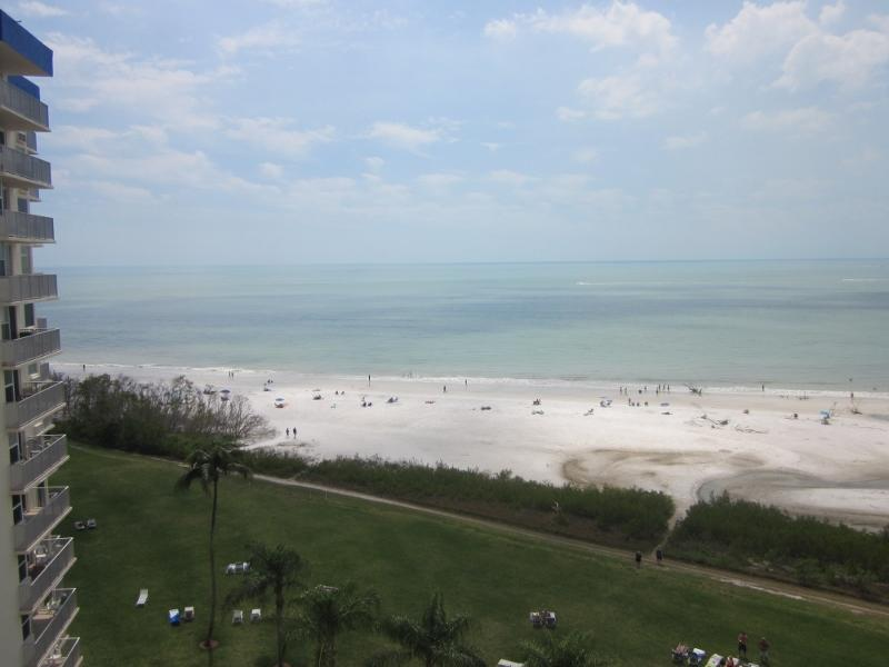 Our gorgeous Gulf view to the southwest - **EBT 903A - GULF FRONT CONDO - INQUIRE FOR $$ - Fort Myers Beach - rentals