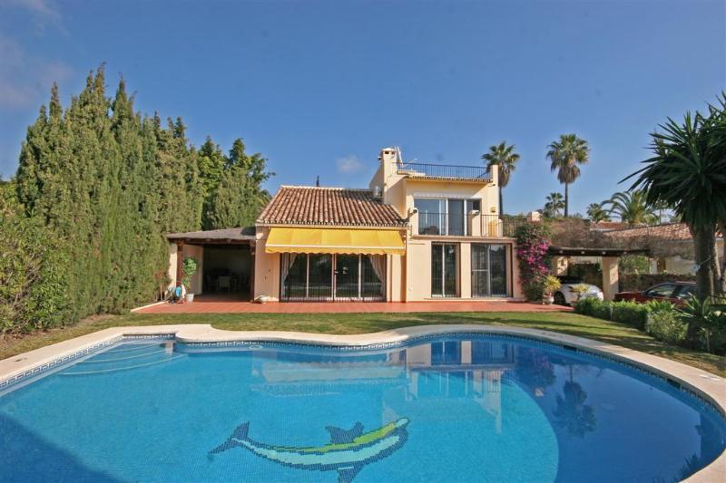 Private pool - Holiday villa close to Puerto Banus - Marbella - rentals