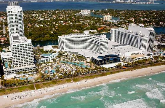 OceanView Suites - MARCH Availability! @ FB Hotel - Image 1 - Miami Beach - rentals