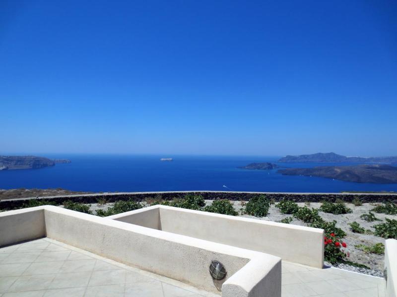 Caldera Eco Retreat Villa (I) Volcano SeaView - Image 1 - Santorini - rentals
