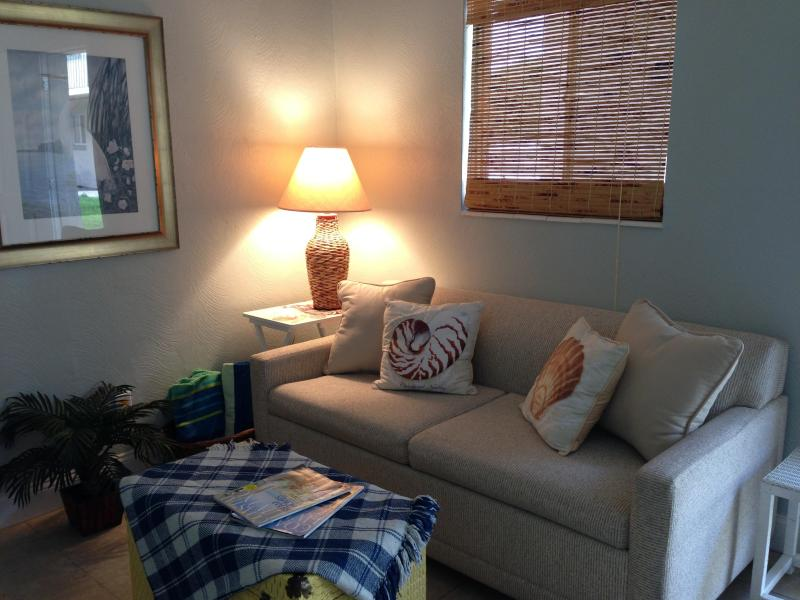 Relax and enjoy. - 1/Bed 1/Bath Beachy Sea Cottage Style Condo - Cape Canaveral - rentals