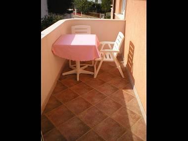 SA3(2): balcony - 8334  SA3(2) - Rogoznica - Rogoznica - rentals