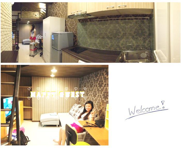 Cozy Loft 5 mins Xinyi MRT Yongchun Station - Image 1 - Taiwan - rentals