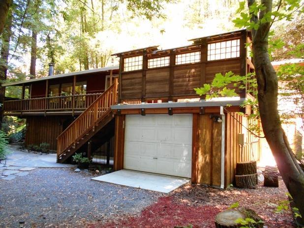Front view - Upscale Wine Country,SPA,Sauna,Essentials-30% OFF - Forestville - rentals