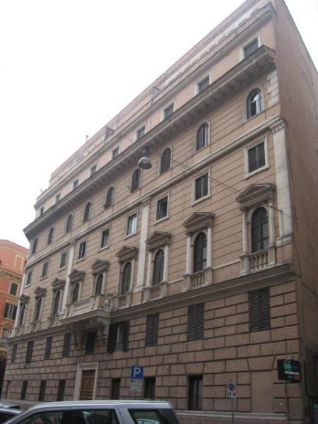 building - Large central apartment near St. Peter - Rome - rentals