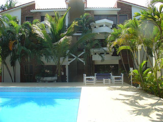 Entry to the apartment - Apart.for rent in Puerto Plata Dominican Republic - Puerto Plata - rentals