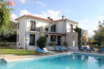 Villa For 8 Adults, Private Pool, Jacuzzi. Beach - Image 1 - Polis - rentals