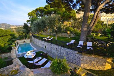 Amalfi Coast Sorrento Villa with Pool & Sea Views - Image 1 - Sorrento - rentals