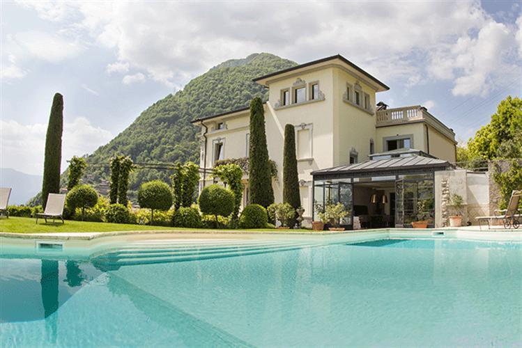 Luxury Villa Lake Como Villa Valentina - Image 1 - Tremezzo - rentals