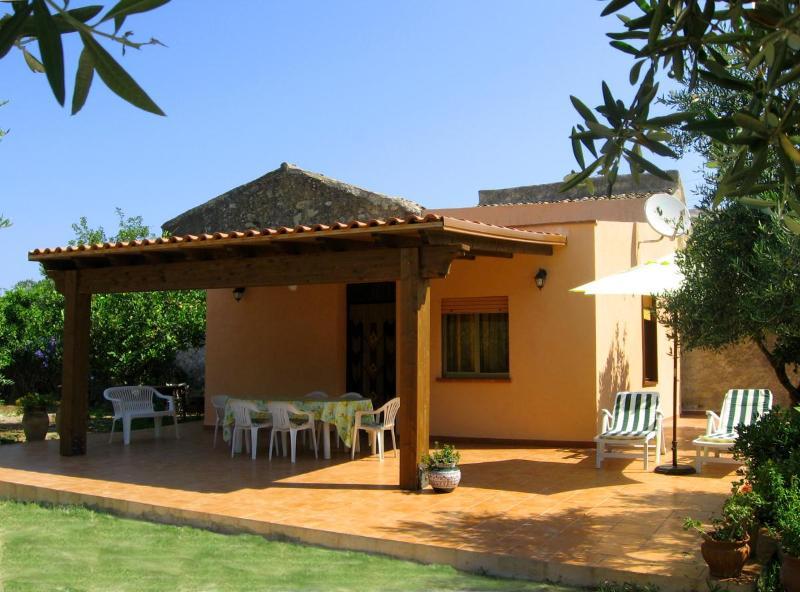 Gaia Home Holiday - near Scopello - Image 1 - Castellammare del Golfo - rentals