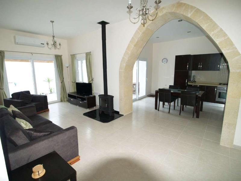 Living Room - Histroic House in the Old Walled City of Famagusta - Famagusta - rentals