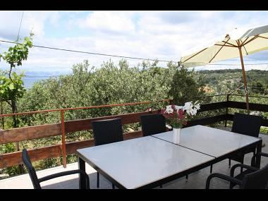 H(6): terrace - 8002 H(6) - Rogac - Rogac - rentals