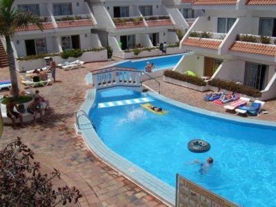 pool - 1 Bdr. Apt. in Las Americas - Santa Cruz de Tenerife - rentals