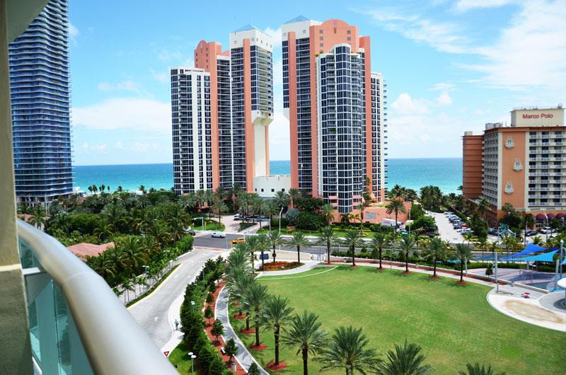Heritage Park View - #19 Ocean Reserve 2BD Luxury Condo Ocean Beach - Sunny Isles Beach - rentals