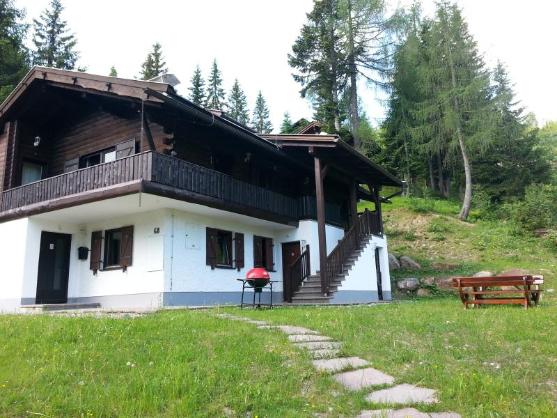 Fichtenblockhuette in Summer - Large Studio Apartment in Austran Alps - Weissensee - rentals