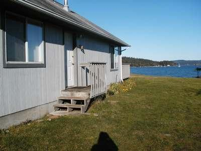 #57 Mud Bay - Open Sunny Mud Bay Waterfront Home - Image 1 - Lopez Island - rentals