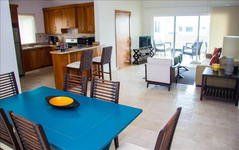 2 BDR Ocean Access & Interior Decorated Condo - Image 1 - Cabarete - rentals