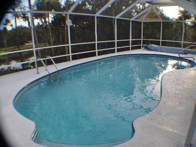 "Year Round Pool - Screen enclosed - Beautiful ""Nature Coast"" House, Dock, Heated Pool - Homosassa - rentals"
