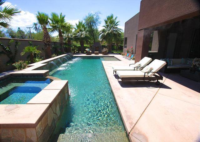 'Paramount' Pool, Spa, Misters, Shuffleboard, Fun! - Image 1 - Indio - rentals