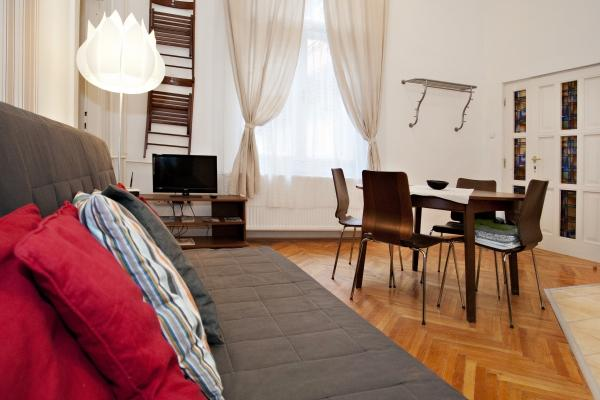 CR112cBUD - Central Liszt Square 1BR Apartment next to Oktogon - Image 1 - Budapest - rentals