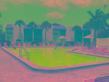 Pool - A LITTLE LONGER - Bradenton Beach - rentals