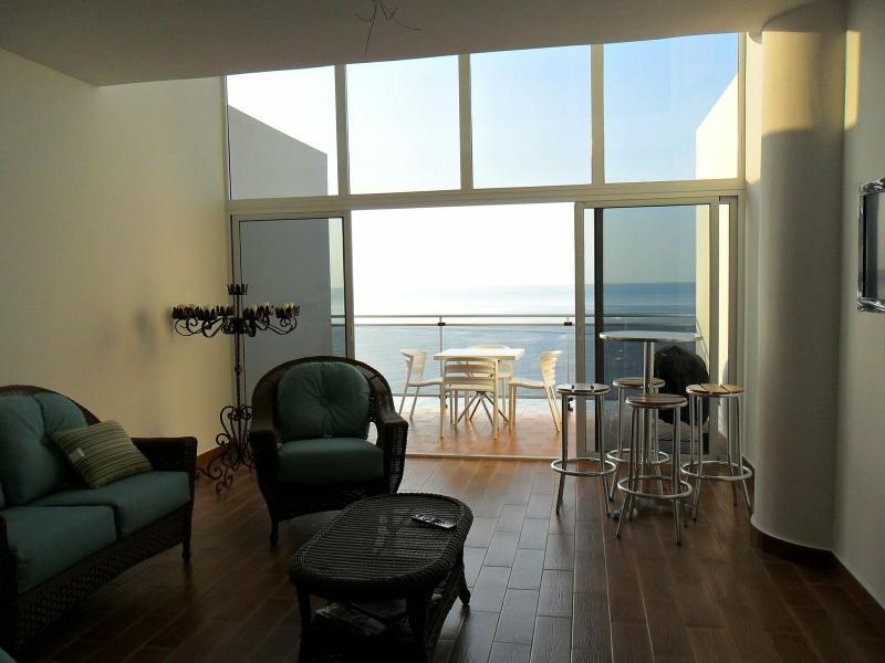Living Room - Miramar Loft - Farallon Panama - Panama - rentals
