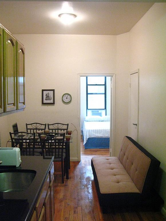 Living Room - #Times Square One Block Away Jr.1bed Room - New York City - rentals