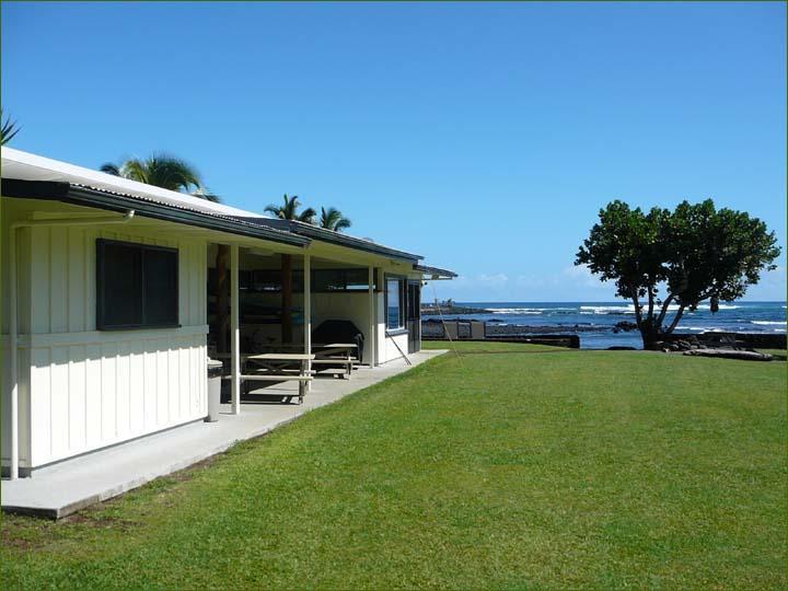 Kapoho Oceanfront Home - Image 1 - Kapoho - rentals