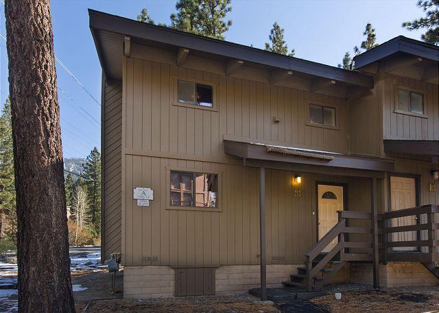 Tahoe, Needle Peak Condo 1 Exterior - Beautifully updated condo on Ski Run Boulevard - South Lake Tahoe - rentals