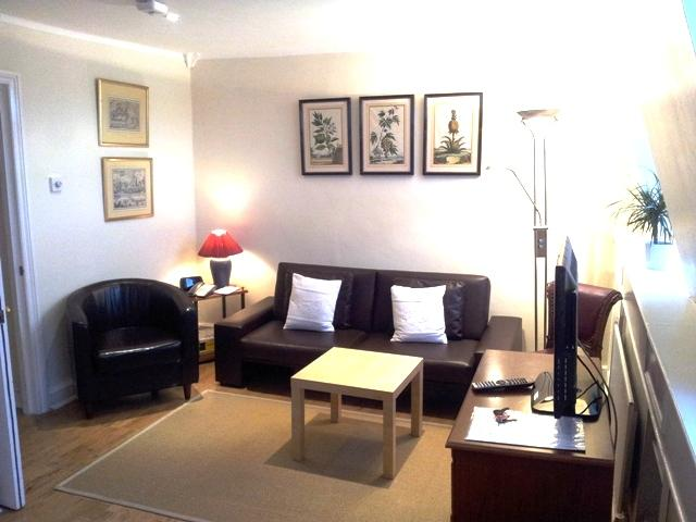 Notting Hill one bedroom flat in Period Building - Image 1 - London - rentals