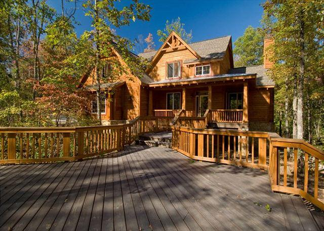The Preserve, Craftsman Special Vacation Home by Fall Creek Falls - Image 1 - Spencer - rentals