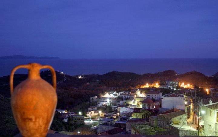 enjoy the Aegean sea - Casa Bella is located in Volissos Chios. - Volissos - rentals