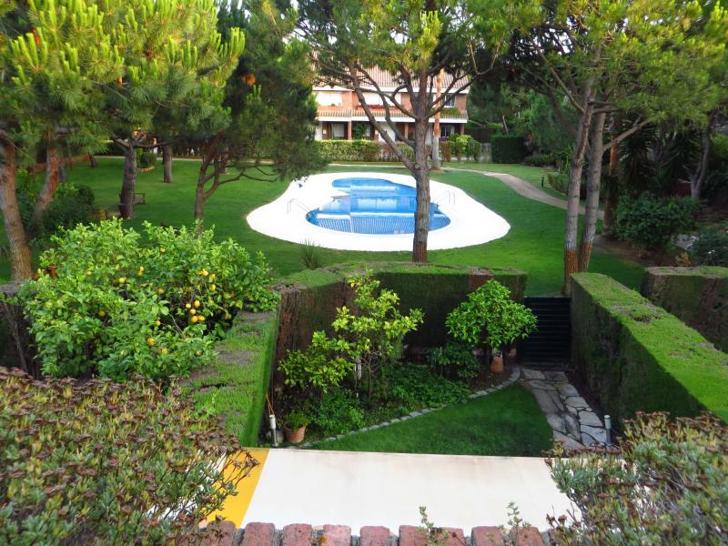 13km far BCN, Luxury community house on the Beach. - Image 1 - Barcelona - rentals