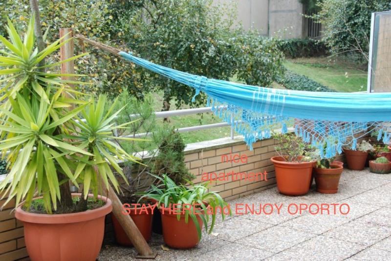 Nice apt, w/terrace & sun - Stay here enjoy Oporto - Image 1 - Porto - rentals