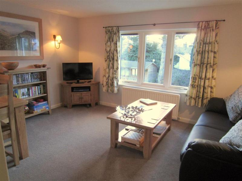 The sitting/dining room - Buttermere aprt. Ambleside - Ambleside - rentals