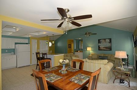 Overall from Dining area - 117 - Hilton Head - rentals