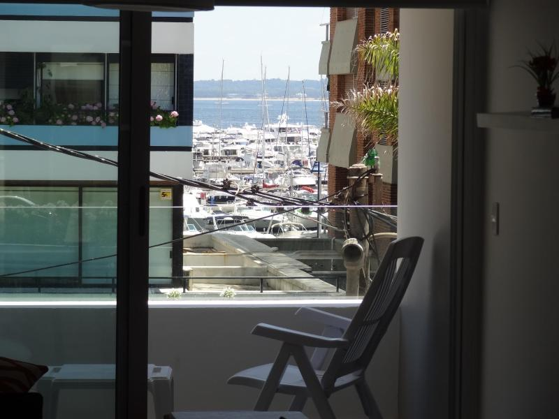 View from Balcony - Seaport Punta del Este 109  - Vacation and Relax - Punta del Este - rentals