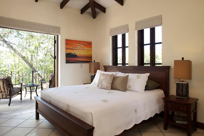 Master bedroom - Casa Celaje Las Catalinas, Playa Danta, Costa Rica - Las Catalinas - rentals