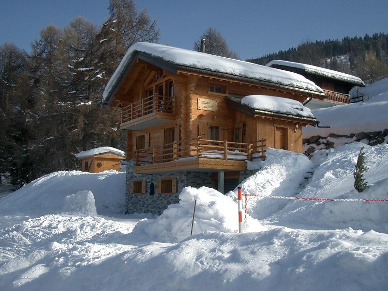 Ski in Ski out - Top Chalet MOLAVI - Ski in Ski out - Mont Fort - Nendaz - rentals