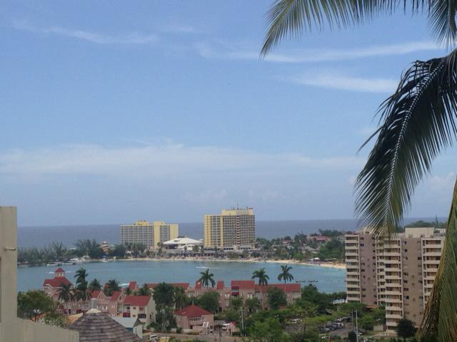 View from Condo - Newly Renovated Ocean View Condo - Ocho Rios - rentals